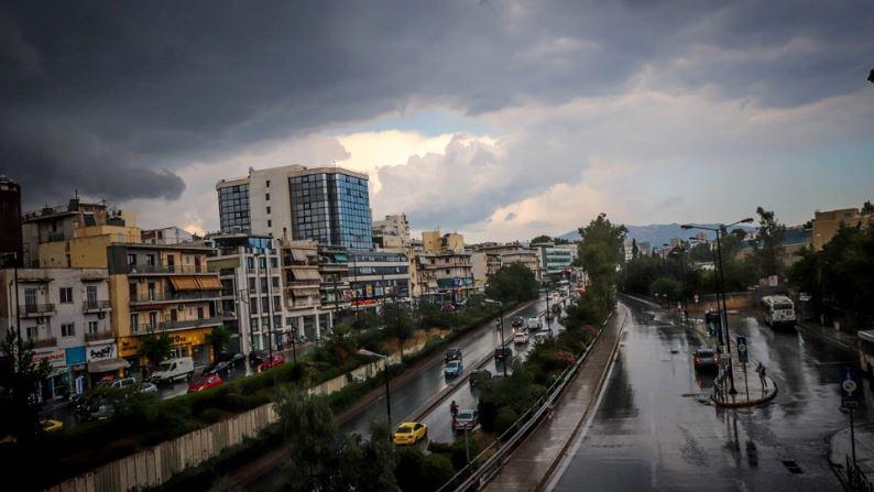Έκτακτο δελτίο επιδείνωσης καιρού: Έρχονται βροχές και καταιγίδες – Πού θα χτυπήσει