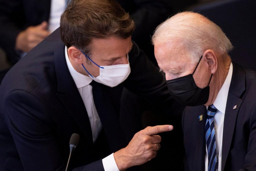 ΗΠΑ – Ο Λευκός Οίκος «λυπάται» για την απόφαση της Γαλλίας να ανακαλέσει τον πρεσβευτή της