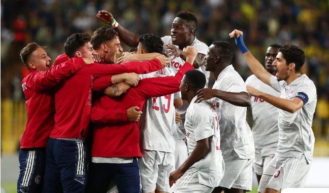 Φενέρμπαχτσε – Ολυμπιακός 0-3: Θρίαμβος στην Κωνσταντινούπολη