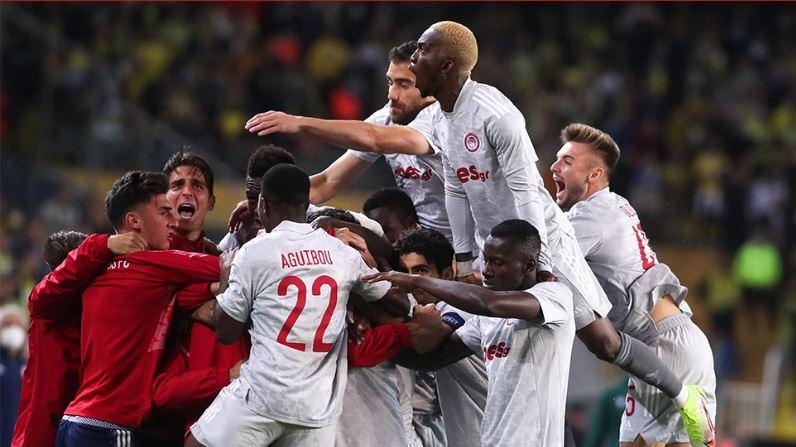 Europa League Live, Φενέρμπαχτσε-Ολυμπιακός: 0-1 (Ημίχρονο)