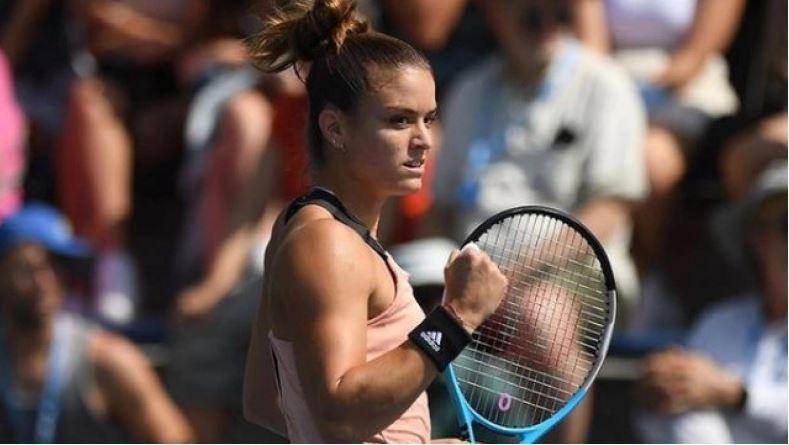 """Σινιάκοβα – Σάκκαρη 0-2: Στους """"32"""" του US Open η Μαρία (vids)"""