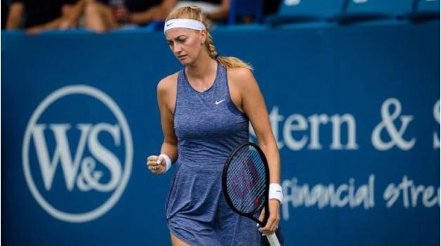 US Open: Η Κβίτοβα ξανά στο δρόμο της Σάκκαρη (vids)