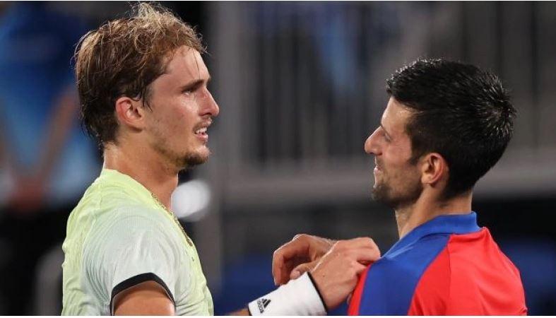 US Open: Τα ξημερώματα (02:00) του Σαββάτου ο ημιτελικός Τζόκοβιτς-Ζβέρεφ
