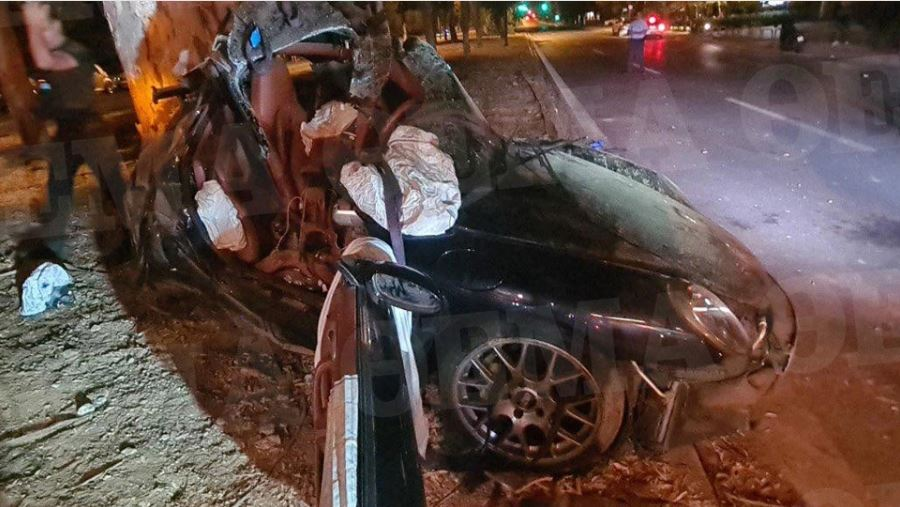 Mad Clip: Ψάχνουν παντού το λευκό «Audi» που περνούσε τη στιγμή του δυστυχήματος – Η ανακοίνωση της ΕΛ.ΑΣ