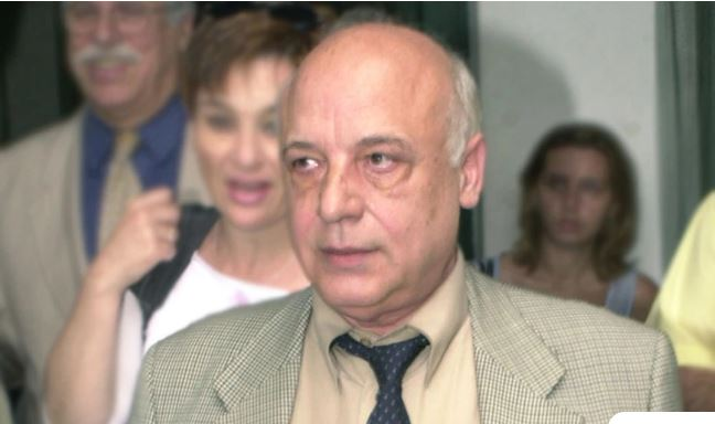 Πέθανε ο πρώην εκδότης της «Ελευθεροτυπίας», Θανάσης Τεγόπουλος