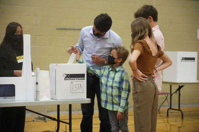 Βουλευτικές εκλογές στον Καναδά – Σε νίκη οδεύουν οι Φιλελεύθεροι του Τζάστιν Τριντό