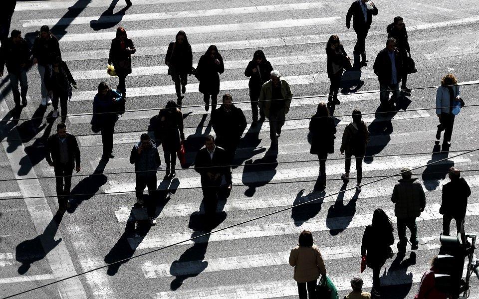 ΕΛΣΤΑΤ – Μειώθηκε στο 15,8% η ανεργία το β' τρίμηνο του 2021
