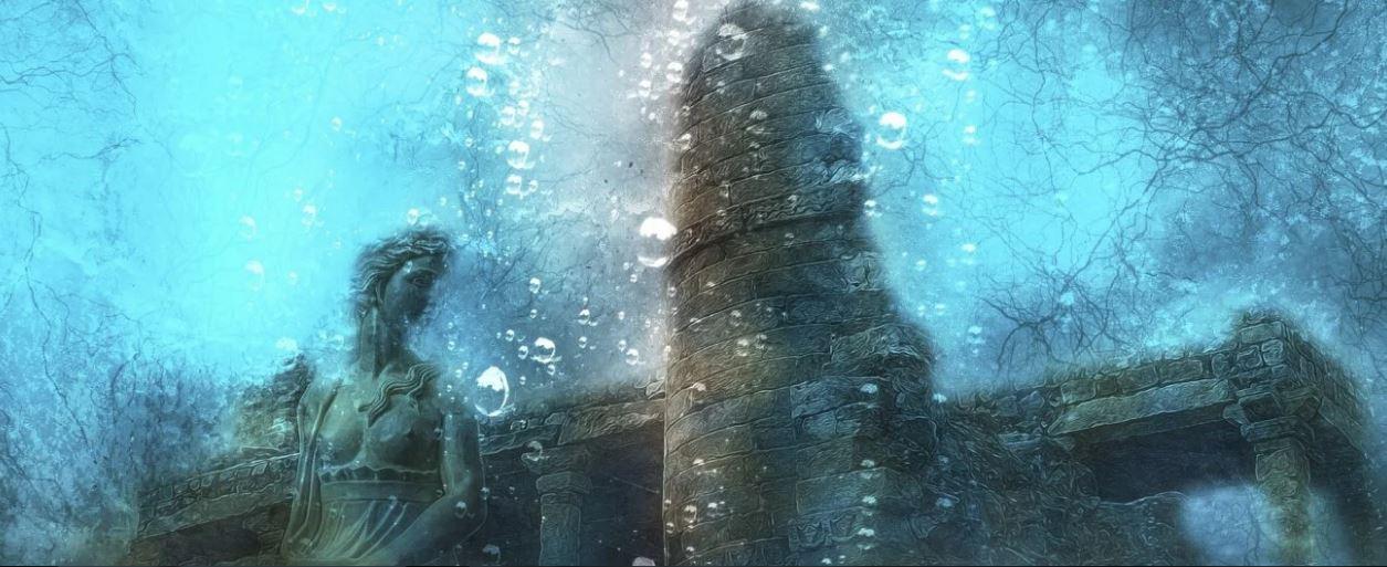 Σαντορίνη: Έρευνες για τη «Χαμένη Ατλαντίδα» – Βρέθηκαν σκαλοπάτια από λάβα