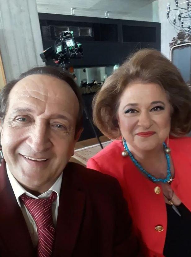Σπύρος Μπιμπίλας για Ελισάβετ Κωνσταντινίδου – «Τίποτα δεν μπορεί να κλονίσει την αλληλοεκτίμηση και την φιλία μας»