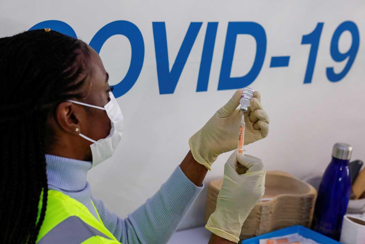 Κορονοϊός – ΠΟΥ: Τα εμβόλια από μόνα τους δεν θα σταματήσουν την πανδημία