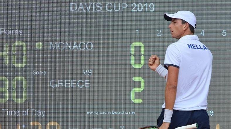 Το πρόγραμμα του Davis Cup