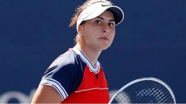 Αντρεέσκου: Χωρίς ήττα στην καριέρα της στο US Open η αντίπαλος της Σάκκαρη