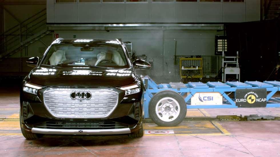 Τα πρώτα κινέζικα αυτοκίνητα που βαθμολογήθηκαν με πέντε αστέρια για την ασφάλεια τους! (video)