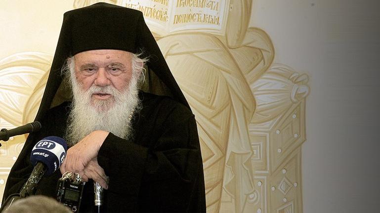 Στο Ηράκλειο και τις πληγείσες περιοχές ο Αρχιεπίσκοπος Ιερώνυμος - Δείτε LIVE