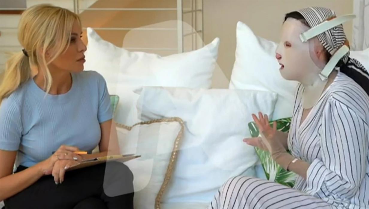 Τι τηλεθέαση έκανε η συνέντευξη της Ιωάννας Παλιοσπύρου στην Κατερίνα Καινούργιου