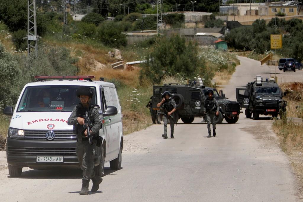 Δυτική Όχθη – Οι ισραηλινές δυνάμεις σκότωσαν τουλάχιστον τέσσερις Παλαιστινίους κατά τη διάρκεια επιδρομών