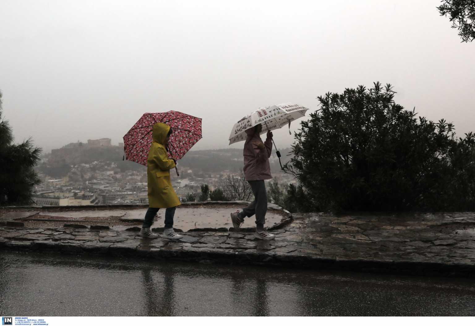 Ο καιρός στην Κρήτη την 28η Οκτωβρίου – Που θα βρέξει