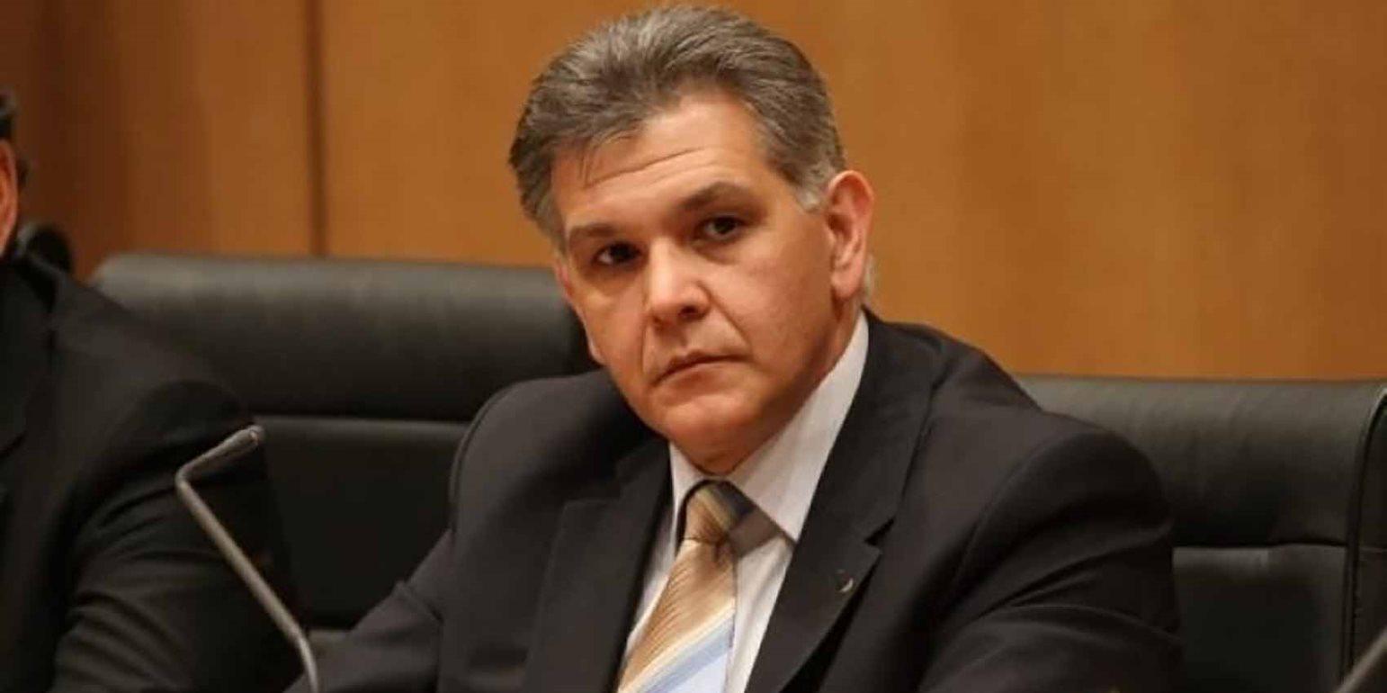 Επανεξελέγη πρόεδρος της ΝΟΔΕ Ηρακλείου ο Βαγγέλης Καρκανάκης