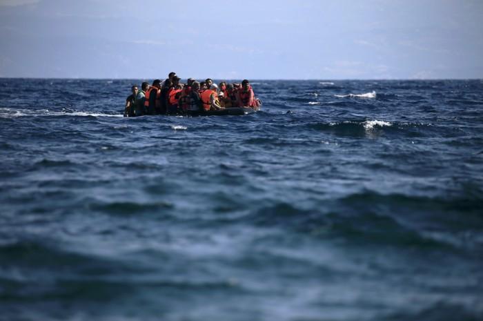 Μηταράκης στη Χίο – Κανείς μετανάστης δεν θα μείνει στην ακριτική Ελλάδα