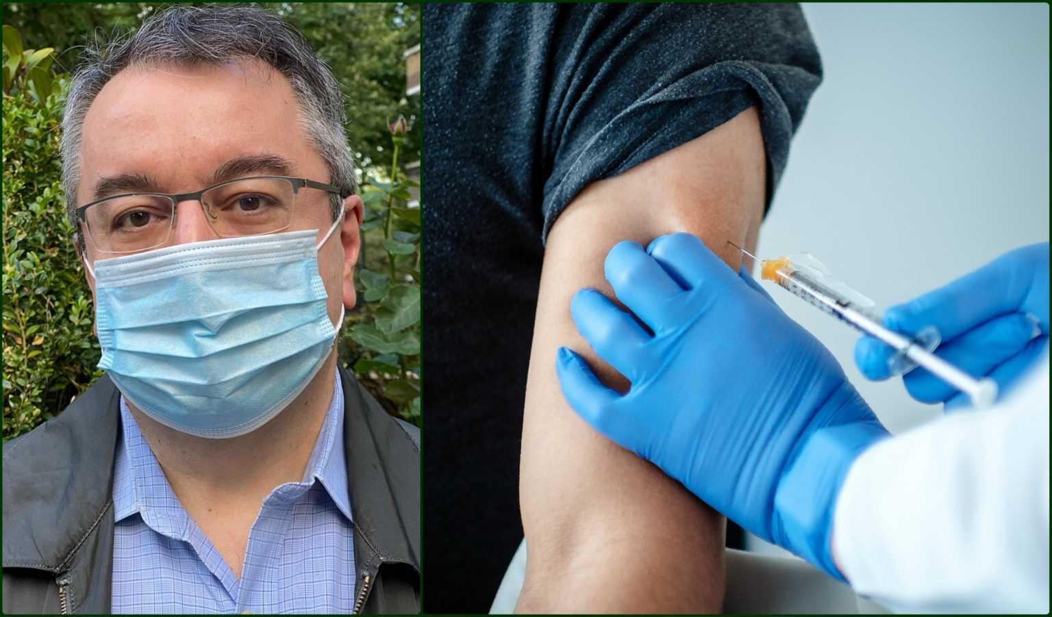 Ηλίας Μόσιαλος: «Oι αντιεμβολιαστές δεν είναι θύματα» – Τι απαντά για τα μονοκλωνικά αντισώματα