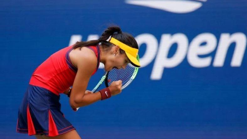 US Open: Η Ραντουκάνου «καθήλωσε» 9,2 εκατ. Βρετανούς μπροστά στην οθόνη