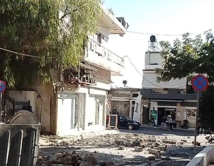 Μεγάλο το ενδιαφέρον από διεθνή ΜΜΕ για το σεισμό στην Κρήτη