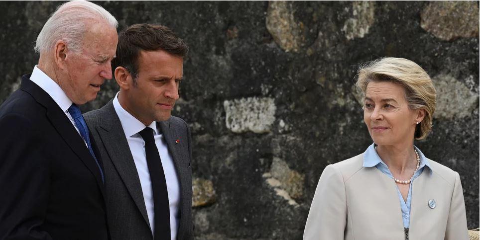 Η απάντηση της ΕΕ στην AUKUS: Επιταχύνει τον ευρωστρατό -Τι σχεδιάζουν Μακρόν, Φον ντερ Λάιεν, Μπορέλ