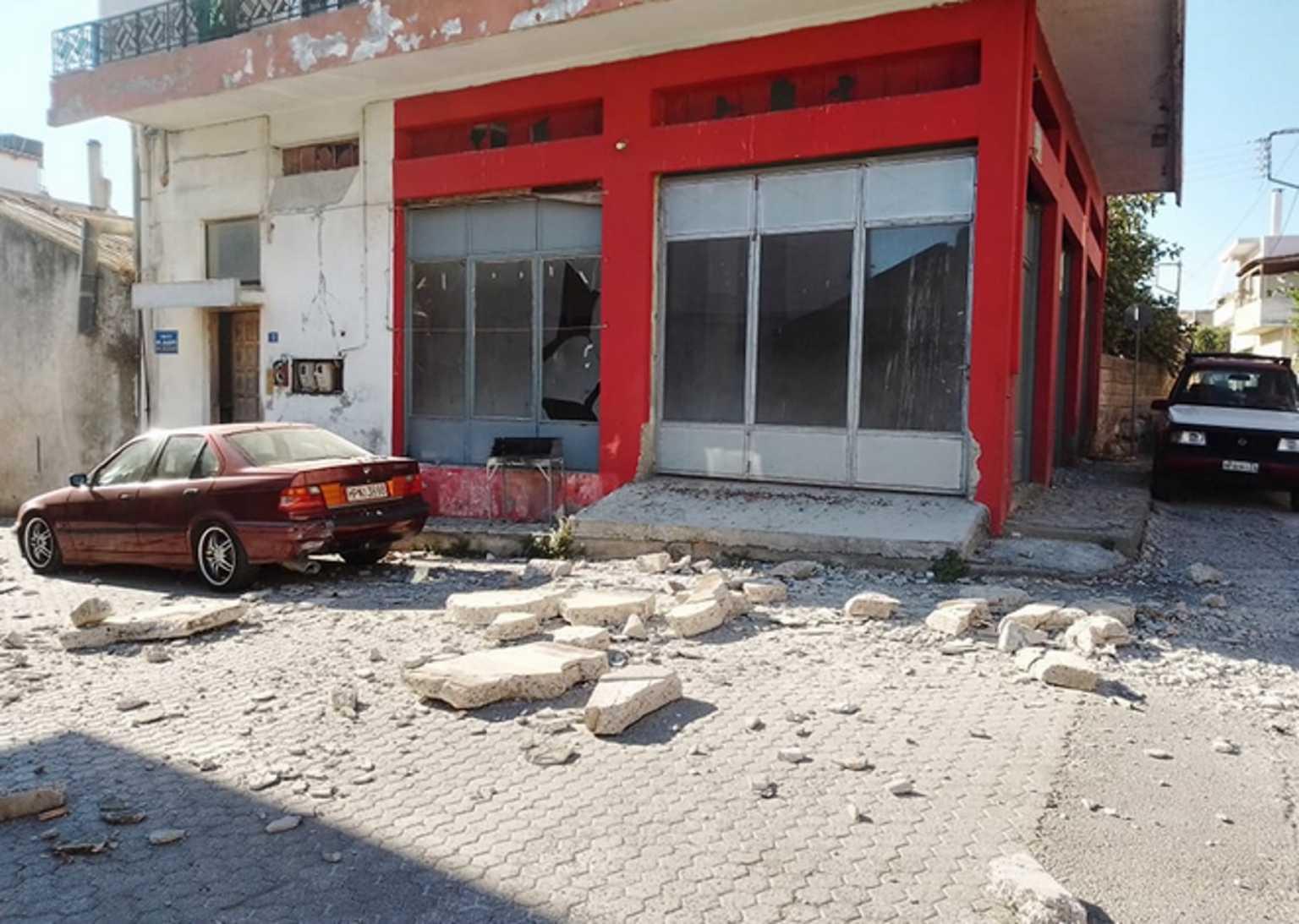 Σεισμός στην Κρήτη: Η ΕΛΑΣ διαψεύδει τις πληροφορίες για πλιάτσικο σε σπίτια