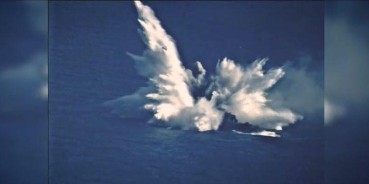 «Κόπηκε στα δύο» το USS Ingraham – Εντυπωσιακό βίντεο από SINKEX των ΗΠΑ [vid]