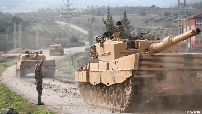 Γερμανία – Εξαγωγές οπλικών συστημάτων αξίας 4 δισ. ευρώ εξήγαγε στη Μέση Ανατολή – Πόσα πούλησε Τουρκία