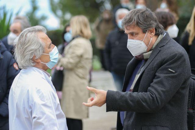 Ξανθός – Δεν περισσεύει κανείς υγειονομικός – Μόνη λύση η αναστολή του νόμου