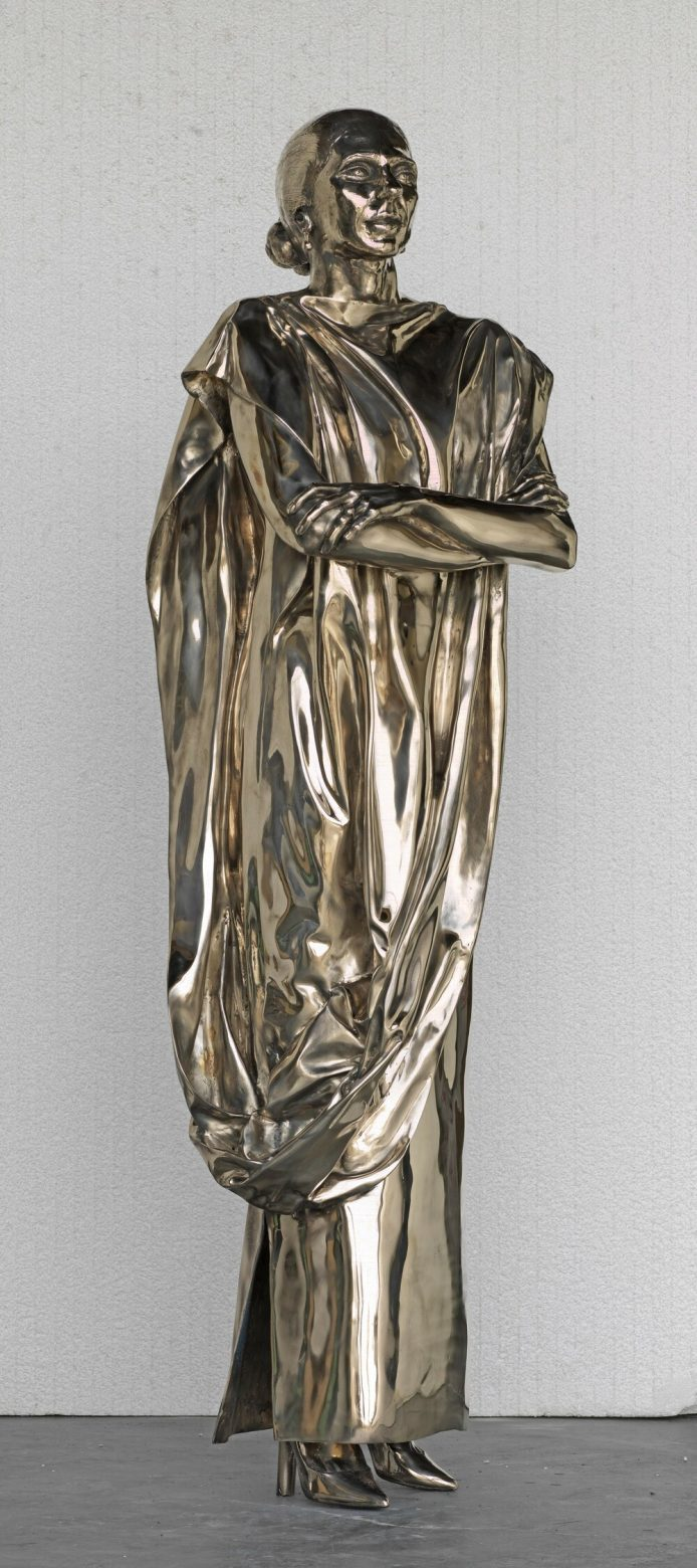 Μαρία Κάλλας – Τα αποκαλυπτήρια του αγάλματός της στη Διονυσίου Αρεοπαγίτου