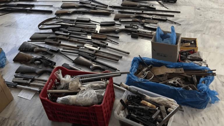 ΕΛ.ΑΣ: Απόστρατοι και βοσκοί στη μεγάλη μπίζνα με τα όπλα