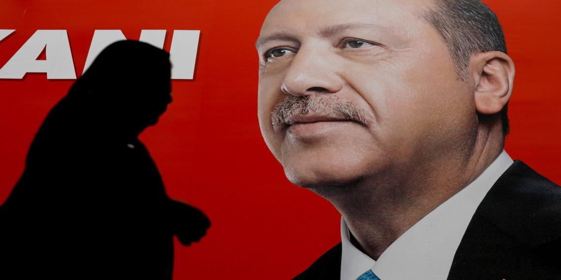 Τουρκία: «Πάτωσε» στον παγκόσμιο χάρτη για τις επιδόσεις της στο κράτος Δικαίου