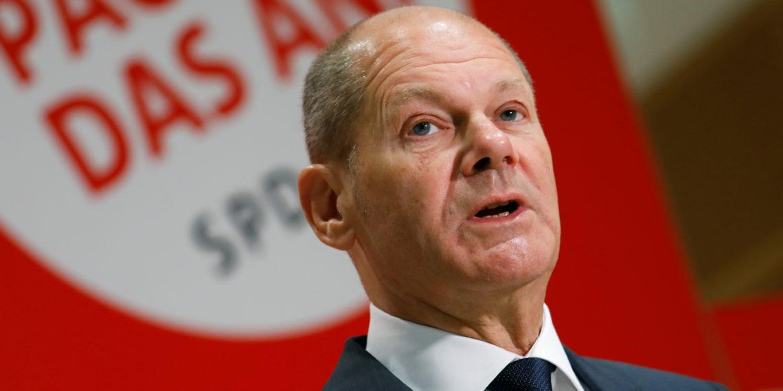 Έδωσε το «σύνθημα» ο Όλαφ Σολτς: «Ξεκινάει επαφές» για σχηματισμό κυβέρνησης