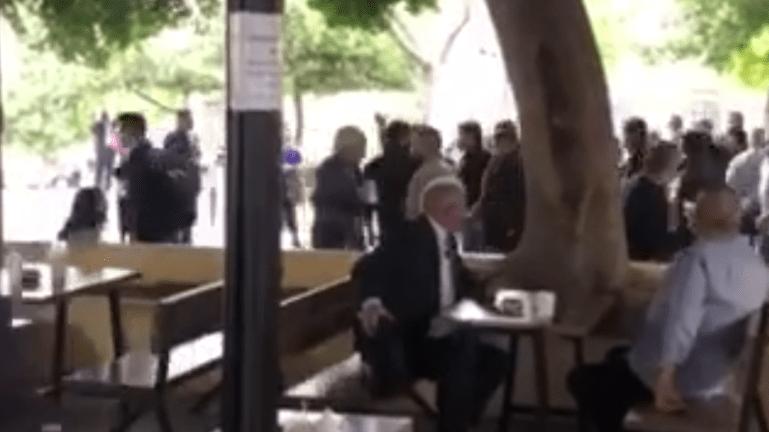 Ξύλο στα Δικαστήρια, με φόντο τη δίκη για το αιματηρό περιστατικό στις Πάνω Γούβες - Δείτε βίντεο!