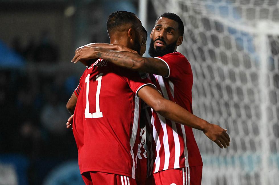 ΠΑΣ Γιάννινα – Ολυμπιακός 1-2 – Ελ Αραμπί και… πάρτους κάτω!
