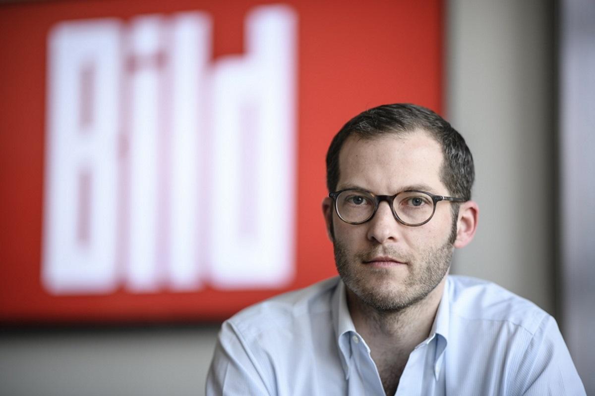 Γερμανία: Απολύθηκε ο διευθυντής της Bild μετά τις καταγγελίες για σεξουαλική παρενόχληση