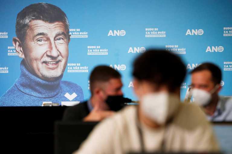 Εκλογές στην Τσεχία: Ο δισεκατομμυριούχος πρωθυπουργός κερδίζει αλλά δεν εξασφαλίζει πλειοψηφία