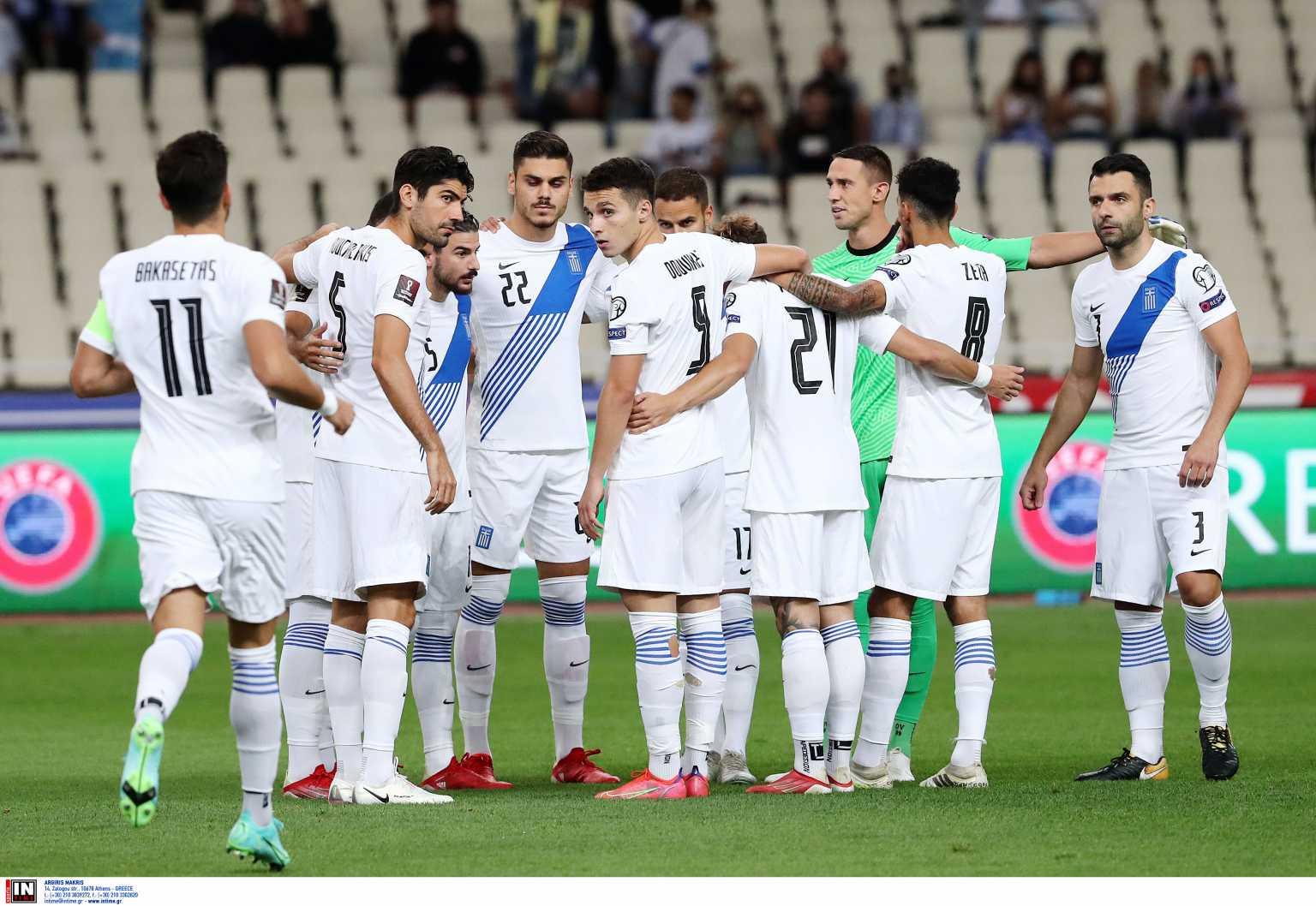 Προκριματικά Παγκοσμίου Κυπέλλου 2022: Τα εισιτήρια της Εθνικής Ελλάδας για τα παιχνίδια με Ισπανία και Κόσοβο