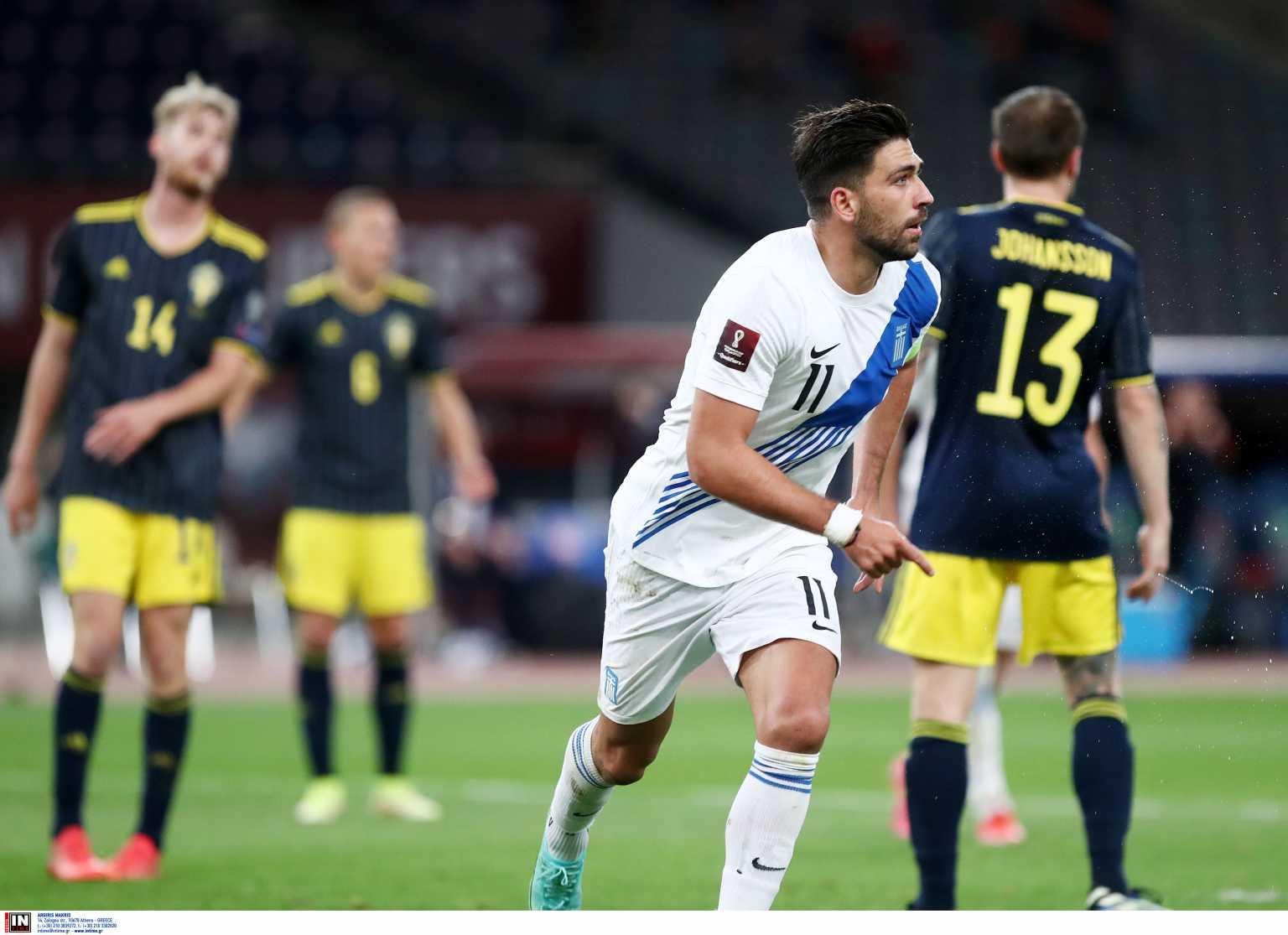 Προκριματικά Μουντιάλ 2022 – Ελλάδα: Sold out ο μεγάλος αγώνας με την Σουηδία