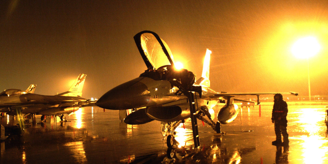 Τουρκία: Επίσημο αίτημα στις ΗΠΑ για αγορά 40 F-16