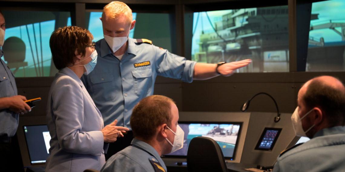 Μόσχα: Εκλήθη ο Γερμανός ΑΚΑΜ λόγω της δήλωσης περί πυρηνικής αποτροπής