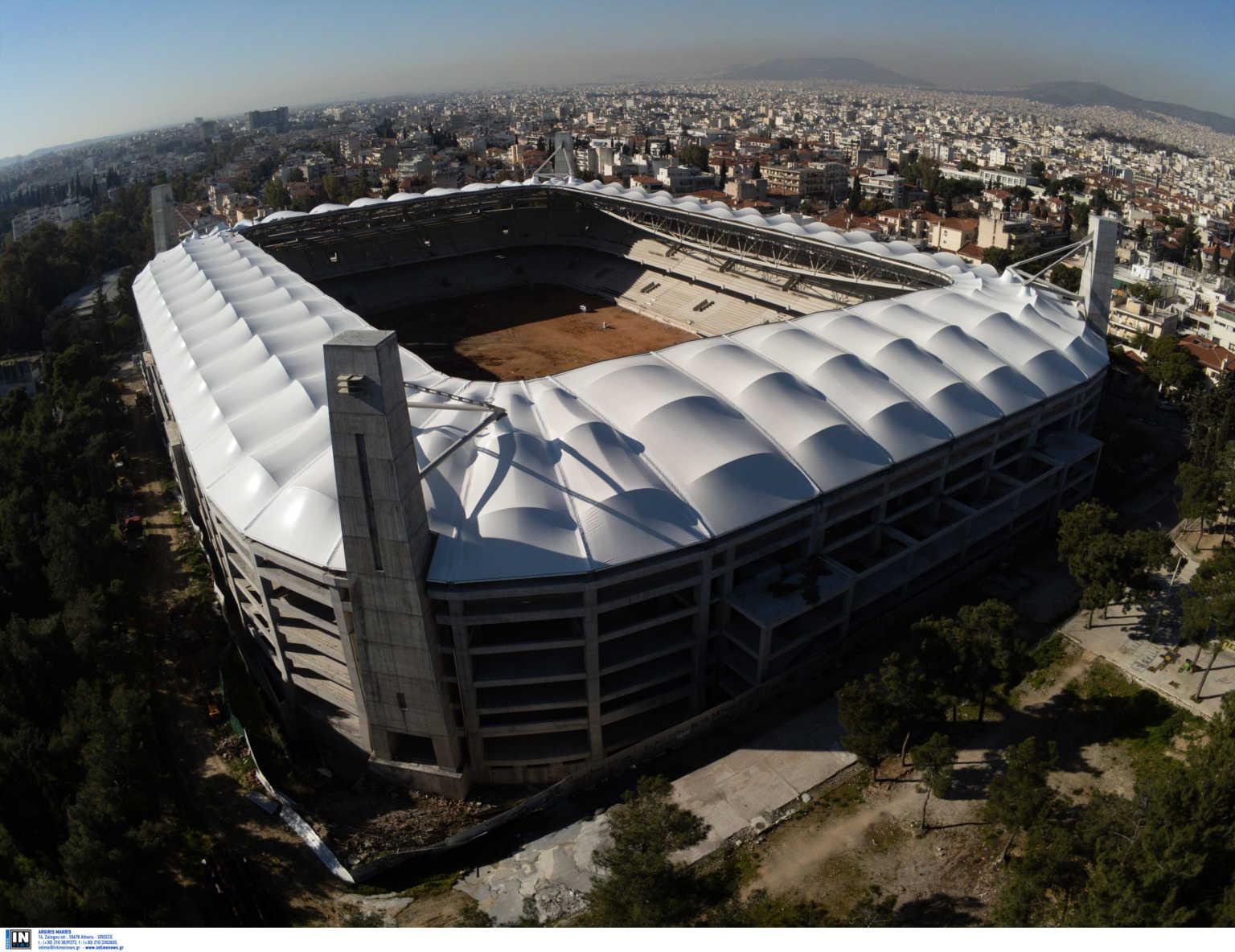 Γήπεδο ΑΕΚ: Πρόβλημα για την «Αγια – Σοφιά», σταματάει η υπογειοποίηση