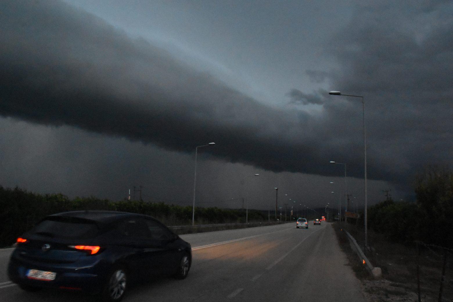 Ο καιρός στην Κρήτη: Ηλιοφάνεια και συννεφιά κατά διαστήματα, αύριο Σάββατο