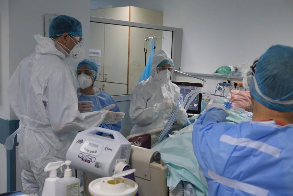Κοροναϊός – Αποκαλυπτικά στοιχεία – Πάνω από 94% οι ανεμβολίαστοι στις ΜΕΘ 28 νοσοκομείων της Μακεδονίας και της Θράκης