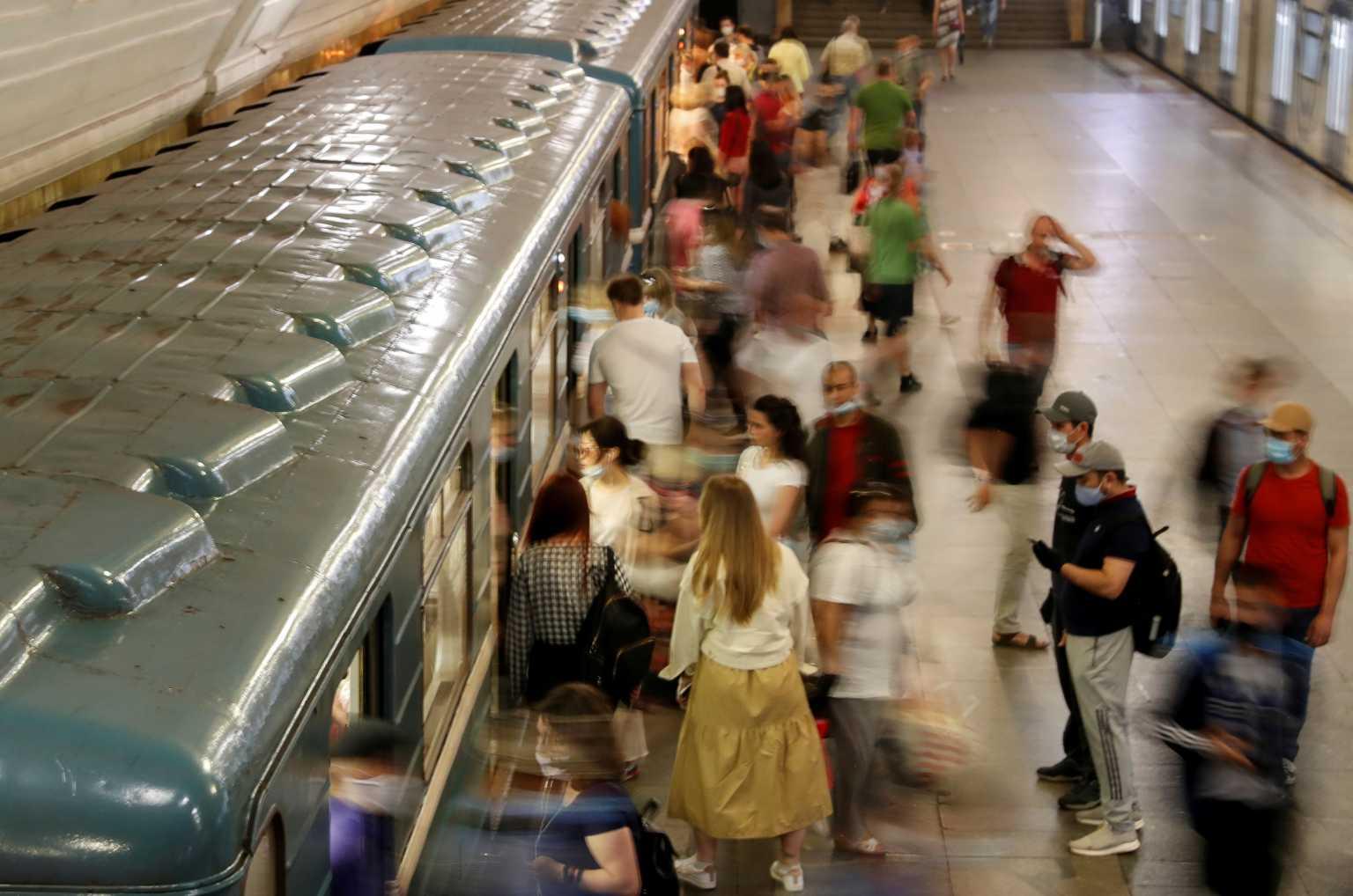 Μόσχα: Πληρωμή στο μετρό με αναγνώριση προσώπου