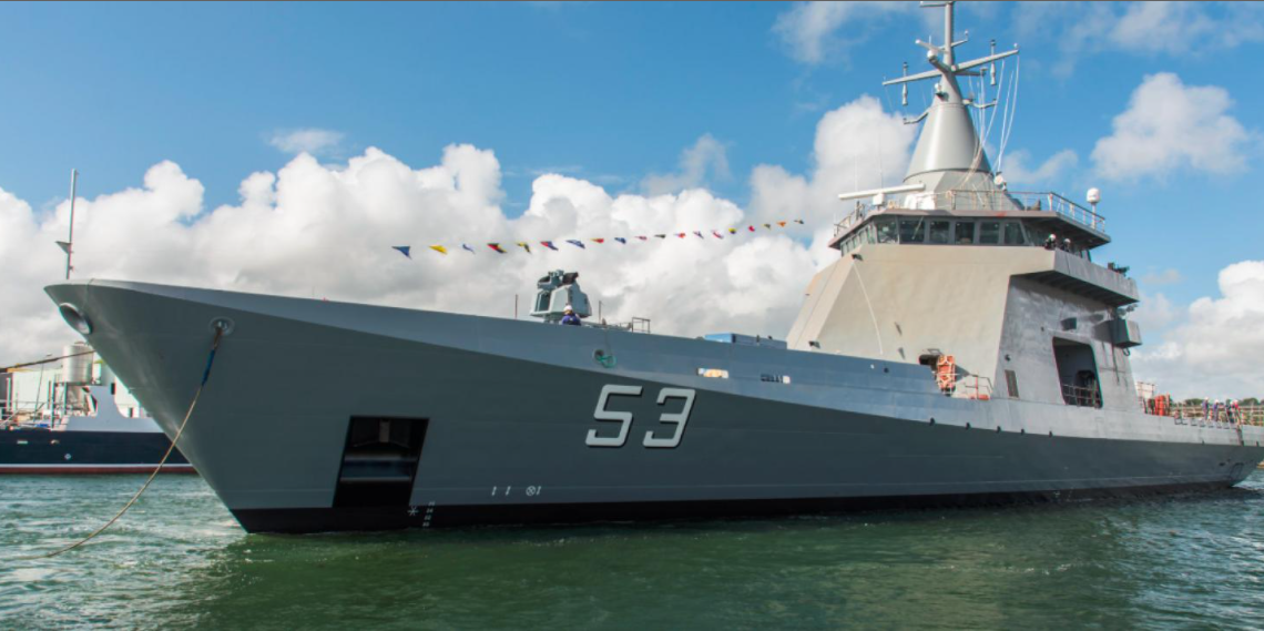 Naval Group: Έκλεισε νέο «deal» για γαλλικά περιπολικά σκάφη ανοικτής θαλάσσης