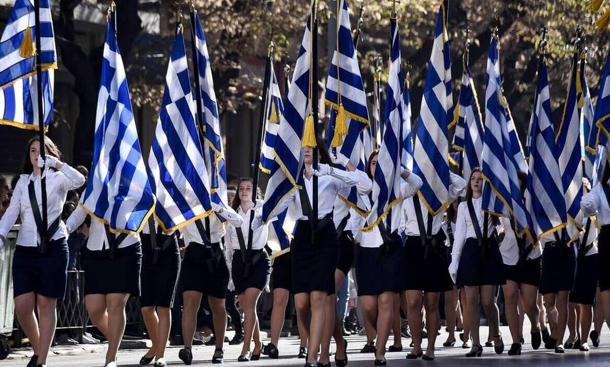 Θεσσαλονίκη: Δεν θα γίνει η μαθητική παρέλαση λόγω εθνικού πένθους για τη Φώφη Γεννηματά