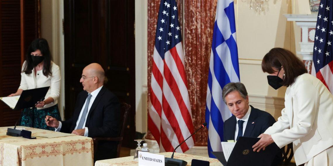 MDCA: Η κοινή δήλωση Ελλάδας και ΗΠΑ – Αναφορά σε F-35, F-16, S-70B και P-3B